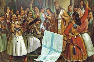 """Ο Καραγκιόζης """"αναβιώνει"""" την Επανάσταση του 1821!"""