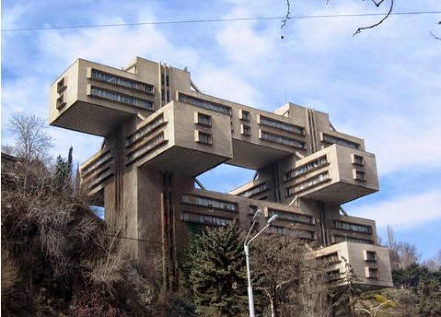 Δείτε τα 12 πιο περίεργα κτίρια της ΕΣΣΔ – Ποιο δεν χτίστηκε ποτέ