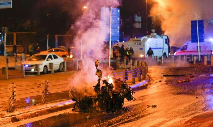 29 νεκροί, 166 τραυματίες από δύο εκρήξεις στην Κωνσταντινούπολη