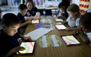 Μία σύγχρονη ηλεκτρονική τάξη