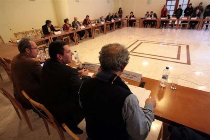 Συνάντηση σήμερα του Υπουργού Παιδείας Α. Μπαλτά με τους Πρυτάνεις για τον νέο νόμο πλαίσιο των ΑΕΙ