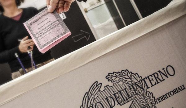 Ψυχραιμία ζητά η ΕΚΤ μετά το ιταλικό δημοψήφισμα