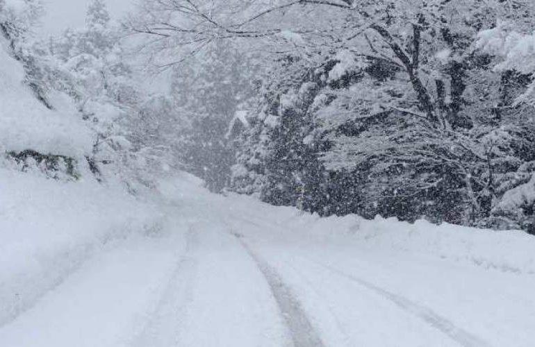 ΕΜΥ: Μία από τις εντονότερες των τελευταίων 40 ετών η χιονόπτωση