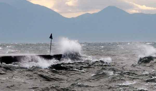 Καιρός: Ισχυρές καταιγίδες και δυνατούς ανέμους φέρνει η κακοκαιρία «Κίρκη» - Οδηγίες της Πολιτικής Προστασίας
