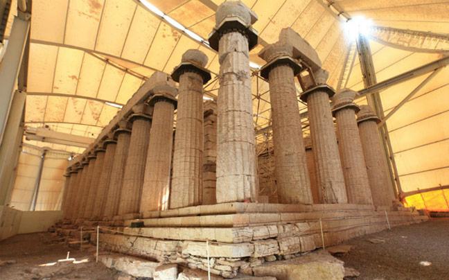 Συνεχίζεται η υποβολή αιτήσεων για το Σχολή Ξεναγών Αθήνας