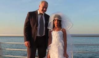 50άρης παντρεύεται 12χρονη – Το βίντεο που ΣΟΚΑΡΕΙ