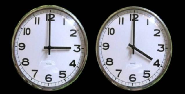 Αλλαγή ώρας 2021: Πότε θα αλλάξει η ώρα