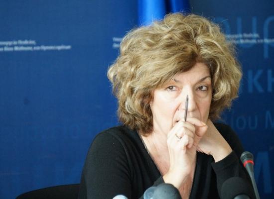 Δηλώσεις της Σίας Αναγνωστοπούλου σχετικά  με το θάνατο της Βρετανίδας βουλευτού των εργατικών, Jo Cox