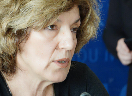 Συνέντευξη της Σίας Αναγνωστοπούλου στην ΕΡΤ1