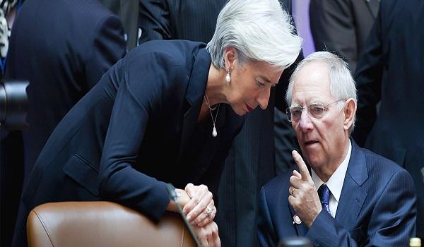 Ο Σόιμπλε θέλει Grexit  – Χωρίς ΔΝΤ, ελληνική έξοδος από το ευρώ