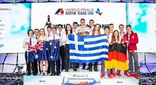 «Χρυσοί» μαθητές από την Θεσσαλονίκη για την κατασκευή Formula 1