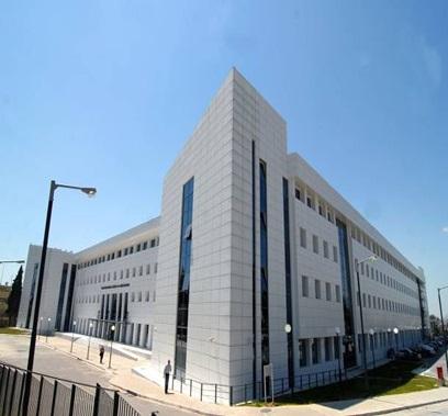 Προμήθεια και τοποθέτηση μηχανισμών σκίασης του κτηρίου Υπ.Π.Δ.Β.Μ.Θ. στο Μαρούσι (26-04-10)