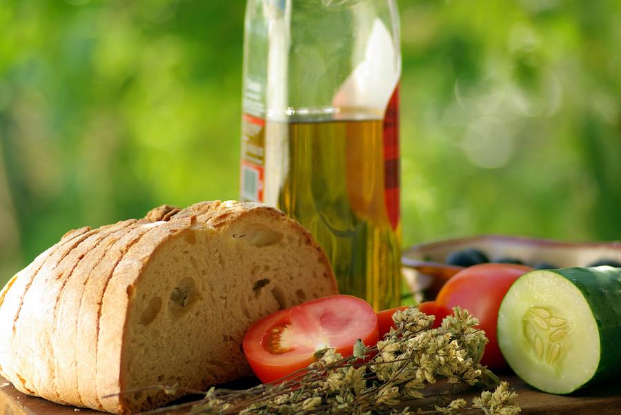 bigstock Mediterranean Cuisine 1865733