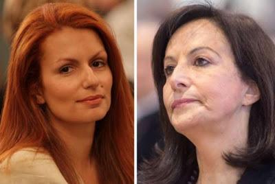 Η Κατερίνα Διαμαντοπούλου ξεσκεπάζει τα απίθανα ψέματα της Άννας Διαμαντοπούλου