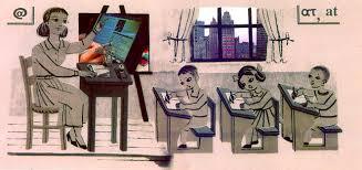 Αποτέλεσμα εικόνας για ρόλος των Τεχνολογιών Πληροφοριών και Επικοινωνίας στην εκπαίδευση