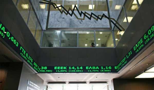 Mε άνοδο 1,65% άνοιξε το Χρηματιστήριο