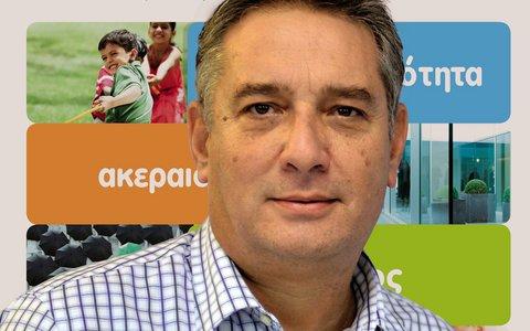 Λεωνίδας Βρεττάκος, «AB Βασιλόπουλος»