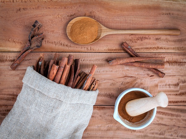 bigstock Composition Of Cinnamon Stick 116354738
