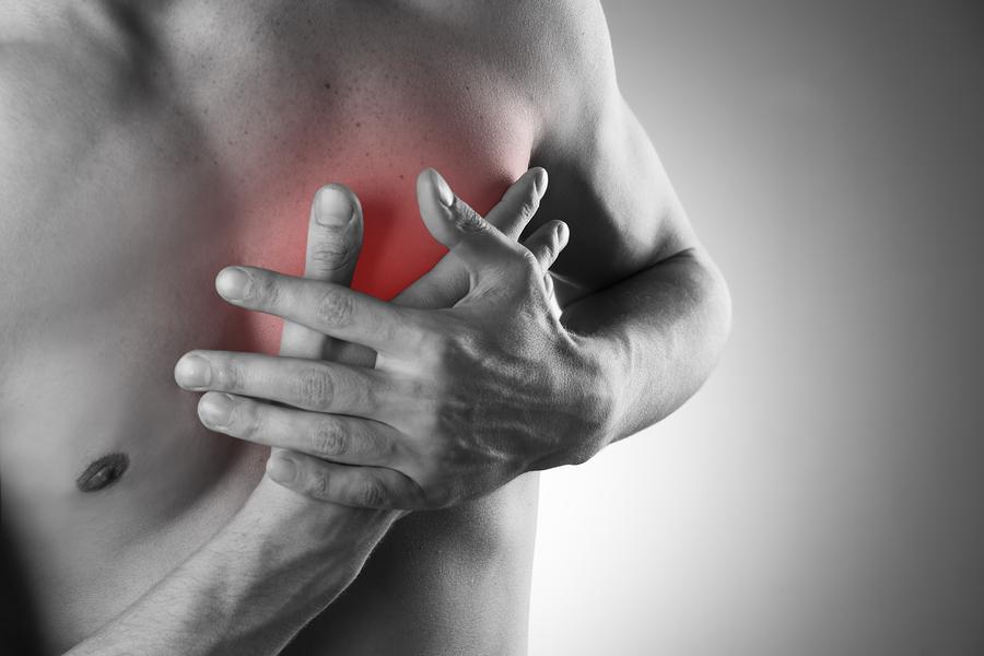 bigstock Heart Attack Pain In The Huma 95779373
