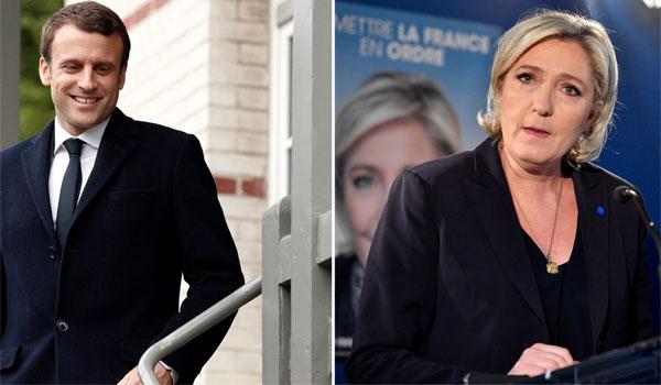 Γαλλικές εκλογές 2017: Μακρόν – Λεπέν β' γύρο. Τα πρώτα επίσημα αποτελέσματα