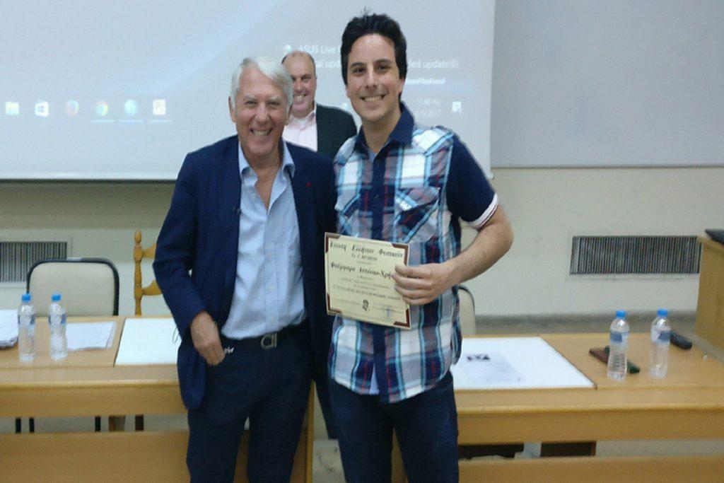 17χρονος από την Αλεξανδρούπολη ο νικητής του Πανελλήνιου Διαγωνισμού Φυσικής