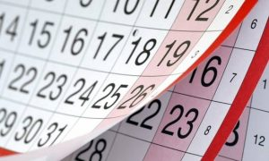 Αργίες 2021 και Τριήμερα - Ημερομηνίες