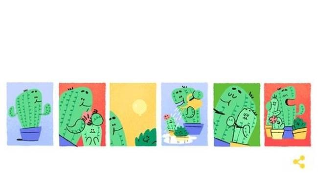 Γιορτή του Πατέρα 2017: Η Google τιμά την ημέρα με ένα Doodle για τους μπαμπάδες