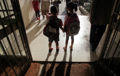 Δείτε γιατί δε λειτουργούν σήμερα τα σχολεία της Αθήνας
