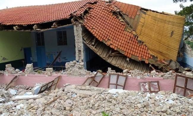 Μυτιλήνη: Στις 9/10 το πρώτο κουδούνι στο σχολείο της Βρίσας μετά τον καταστροφικό σεισμό