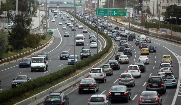 Ποιοί δρόμοι θα είναι κλειστοί την Τετάρτη (03/01) στο κέντρο της Αθήνας