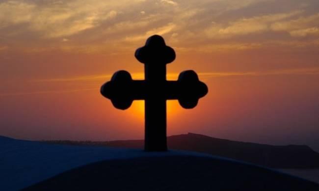 Ένωση πάντων ορατών και αοράτων στο Σταυρό