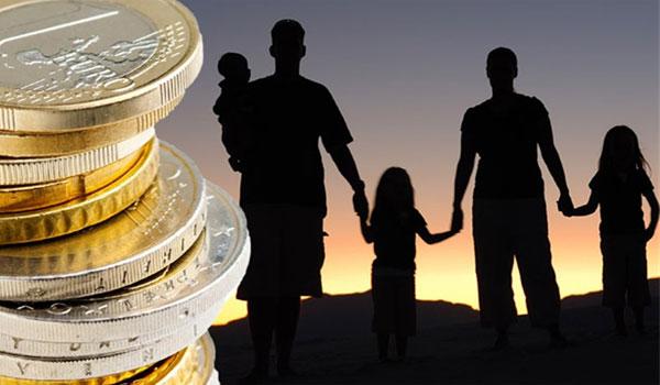 Πλήρης πίνακας: Τα οικογενειακά επιδόματα από 1η Ιανουαρίου