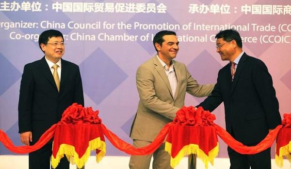 SZ: Η Κίνα επενδύει ένα δισ. στην Ελλάδα και επεκτείνεται