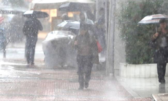 Τέλος η ανομβρία - Έρχονται βροχές από βδομάδα