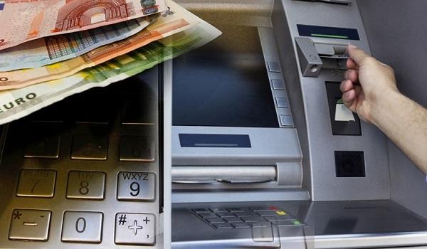 Χαλαρώνουν τα capital controls – Aυξάνεται το όριο αναλήψεων