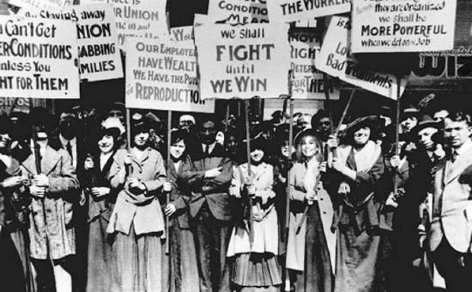 Παγκόσμια ημέρα της γυναίκας 2021: Η ιστορία της 8ης Μαρτίου