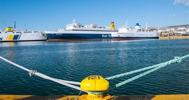 Απεργία ΠΝΟ: Δεμένα την Τετάρτη 3/7 τα πλοία - Τροποποιήσεις δρομολογίων