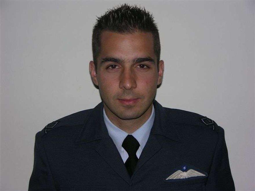 Γιώργος Μπαλταδώρος: Αυτός είναι ο χειριστής του Mirage που κατέπεσε στη Σκύρο