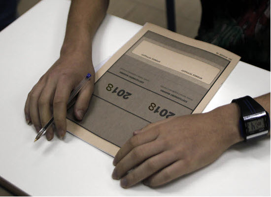 Πανελλήνιες 2018: «Βουτιά» στις βάσεις φέρνει το νέο μηχανογραφικό