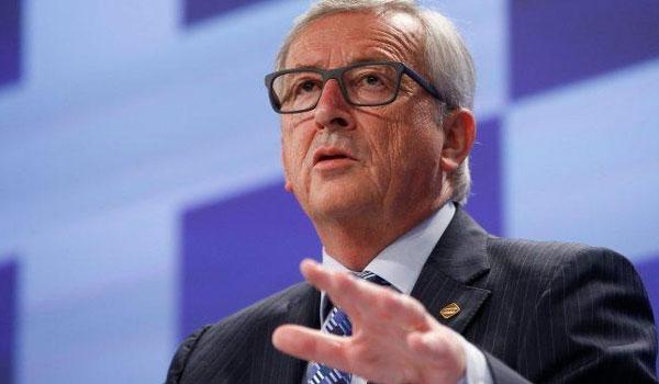 Γιούνκερ: Η Βρετανία θα φέρει την ευθύνη σε περίπτωση Brexit χωρίς συμφωνία