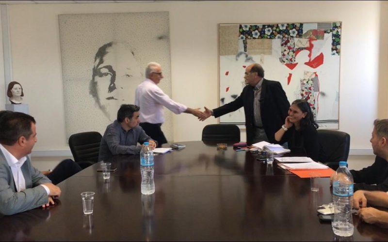 Τη Δευτέρα η συνάντηση ΟΙΕΛΕ με Υπουργείο Παιδείας για το θέμα της Φώφης Μπουλουτά
