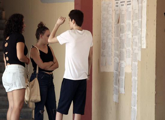 Βάσεις 2019: Χιλιάδες υποψήφιοι στα πανεπιστήμια με βαθμούς κάτω από τη βάση