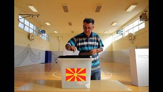 Η αποχή θριάμβευσε στο δημοψήφισμα στα Σκόπια