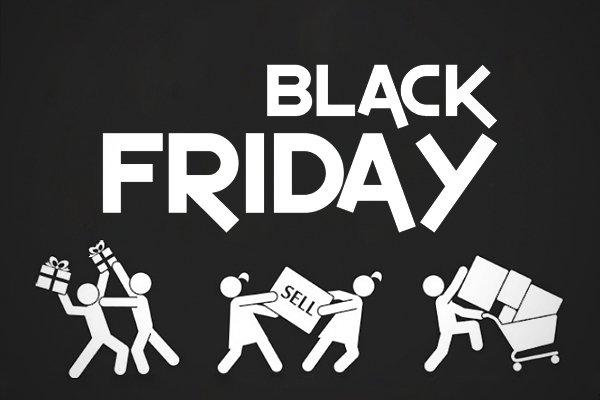 Αλλαγές για την Black Friday 2020: Μετατράπηκε σε black week - Μέχρι πότε θα ισχύουν οι εκπτώσεις