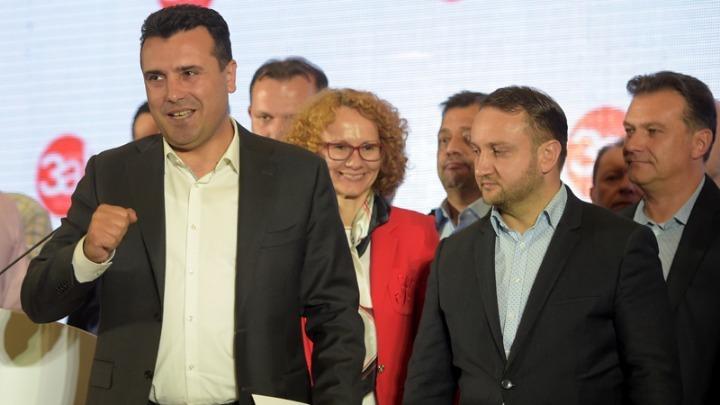 ΠΓΔΜ – Πάνω από το 91% το «Ναι» – Στο 36,6% η συμμετοχή