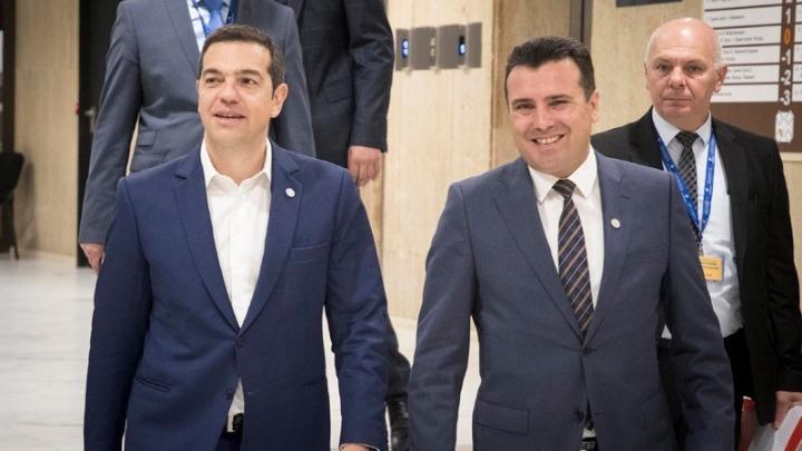 Τσίπρας και Ζάεφ μεταξύ των φαβορί για το Βραβείο Νόμπελ Ειρήνης