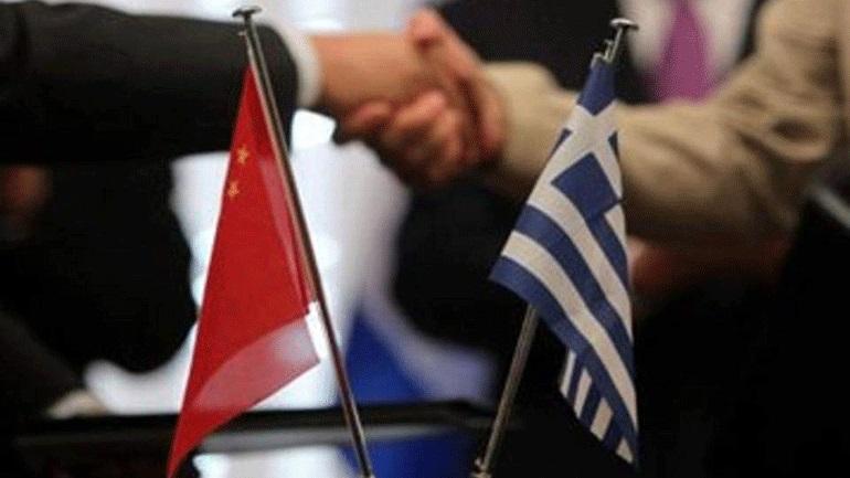 Ιδιαίτερο ενδιαφέρον της Κίνας για τα ελληνικά προϊόντα