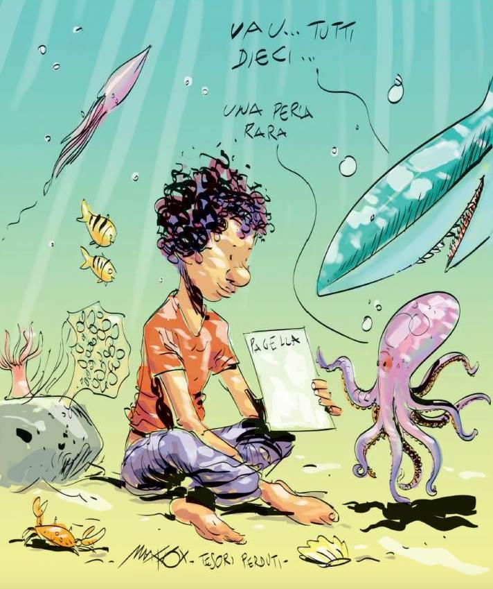 Image result for Συγκλονιστικό σκίτσο - Η τραγική ιστορία του μικρού πρόσφυγα που πνίγηκε με ραμμένο τον σχολικό έλεγχο στα ρούχα του