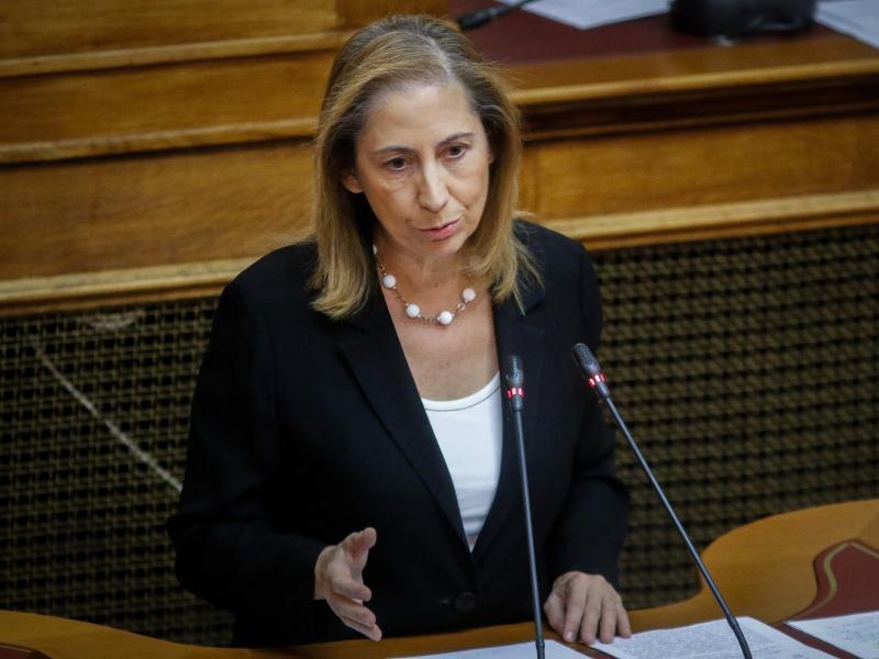 Ξενογιαννακοπούλου: «Η κυβέρνηση τροφοδοτεί την ανεργία»