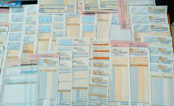 MyDATA: Τέλος εποχής για τα χειρόγραφα τιμολόγια
